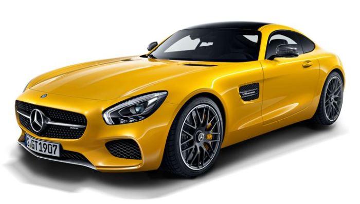 2016 Mercedes-AMG GT 1