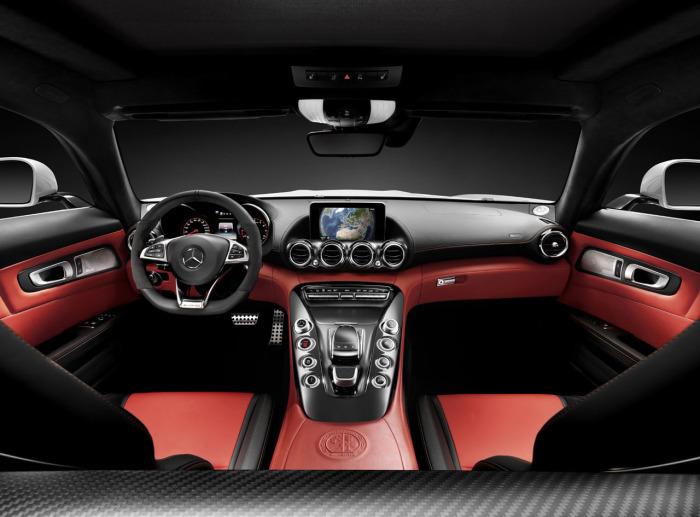 2016 Mercedes-AMG GT 6