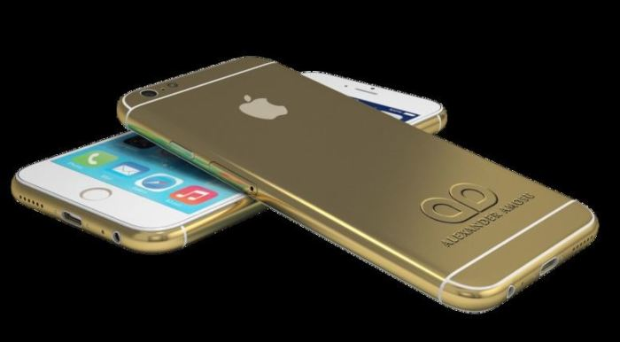Alexander Amosu iPhone 6 2