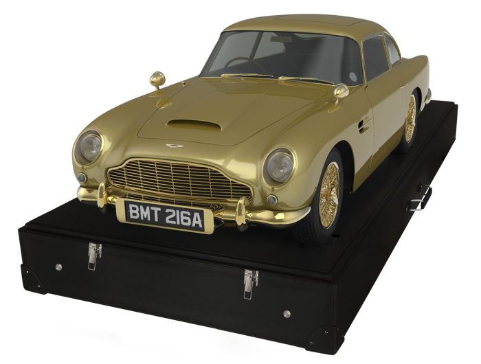 Aston Martin DB5 One Third Scale Model 2