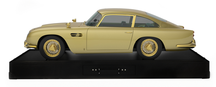 Aston Martin DB5 One Third Scale Model 3