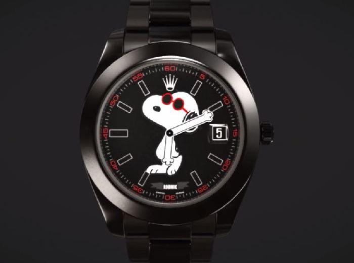 Bamford Watch Department Snoopy 2