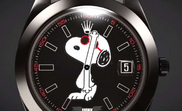 Bamford Watch Department Snoopy 3