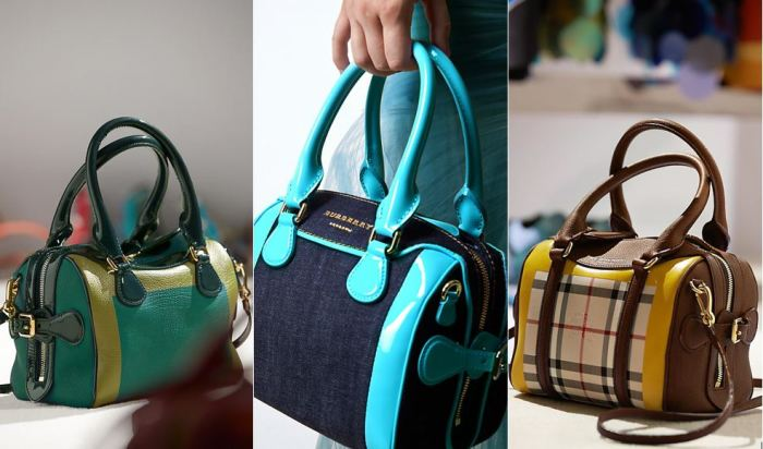 Burberry Mini Bee Bag Collection