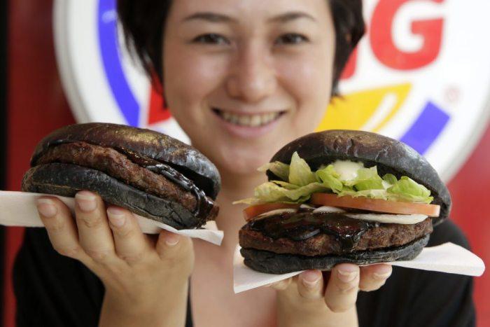 EPA JAPAN FOOD BLACK BURGER EBF CONSUMER GOODS JPN TO