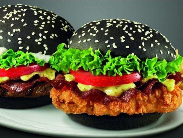 Burger King Kuro Burger 4