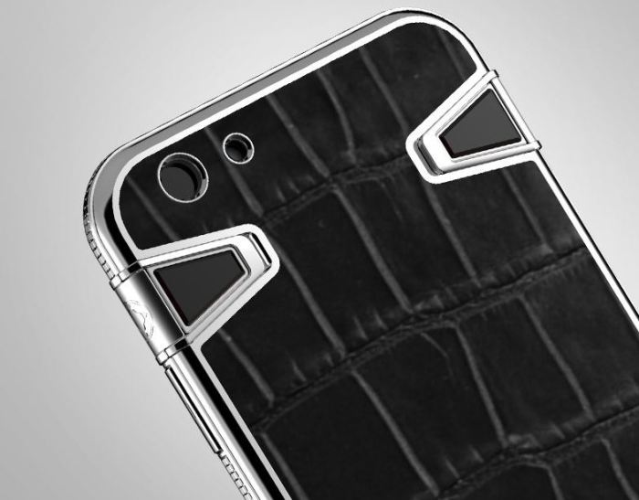By Atelier Alligator Leather iPhone6 Case 2