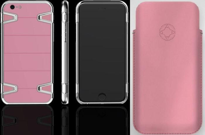 By Atelier Sapphire Crystal iPhone6 Case 1