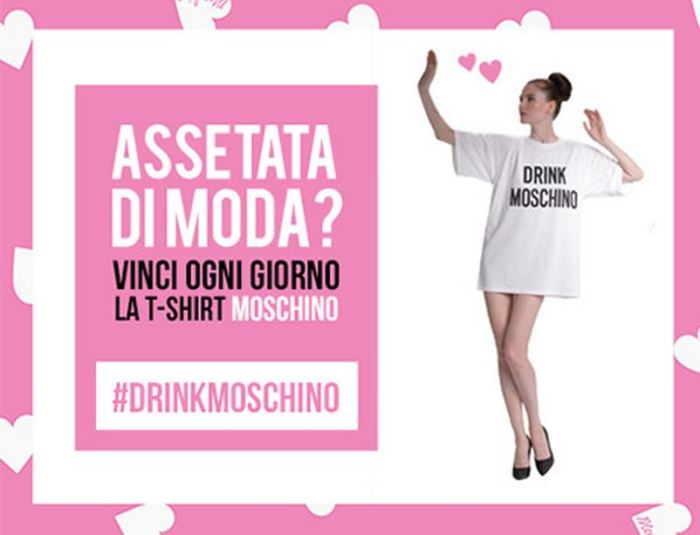 Coca-Cola Light Loves Moschino 2
