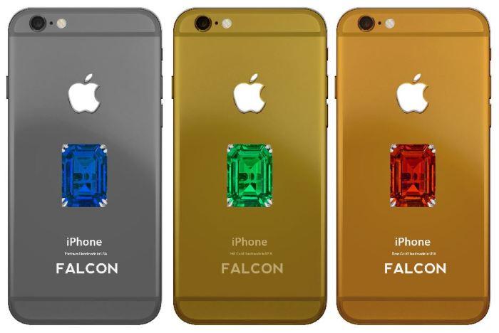 Falcon Luxury iPhone 6 Plus 2