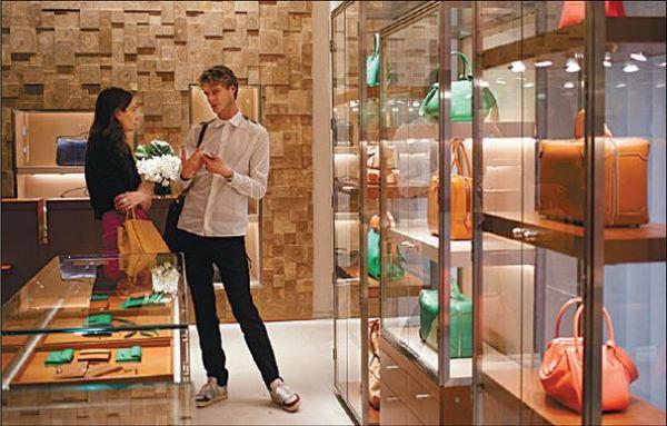 Hermès Shanghai Flagship Maison 4