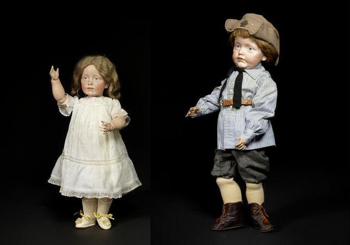 Kämmer & Reinhardt Doll 2