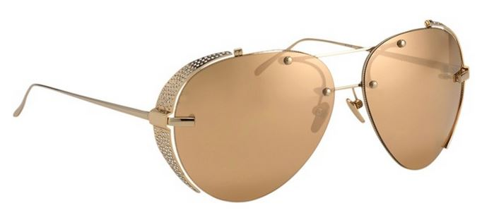 Linda Farrow Sunglasses At Harvey Nichols 1