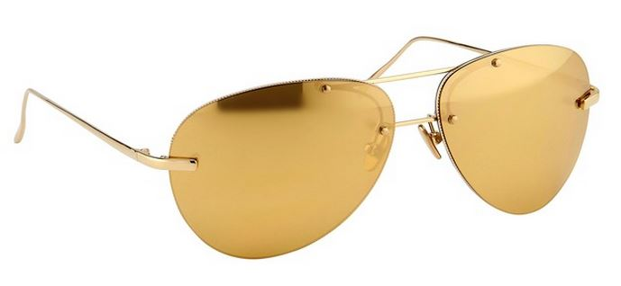 Linda Farrow Sunglasses At Harvey Nichols 2