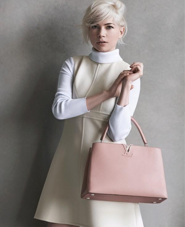 Louis Vuitton - Michelle Williams FW 2014 2