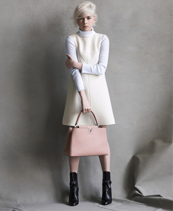 Louis Vuitton - Michelle Williams FW 2014 4