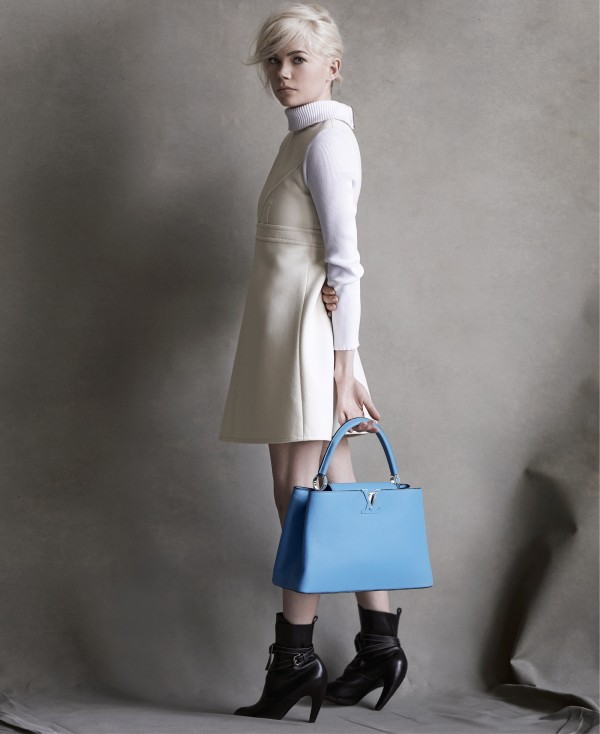 Louis Vuitton - Michelle Williams FW 2014 5