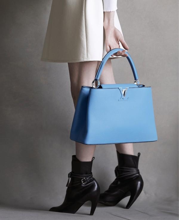 Louis Vuitton - Michelle Williams FW 2014 7