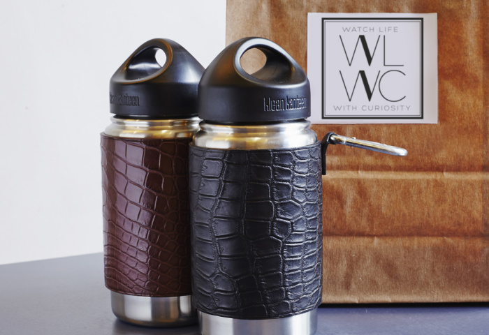 Watch Life With Curiosity Coffee Tumbler 1