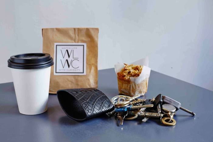 Watch Life With Curiosity Coffee Tumbler 5