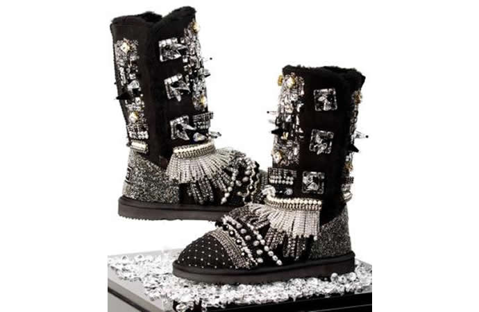 World's Most Expensive Ugg Boots