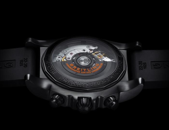 Breitling Chronomat Raven 44 3