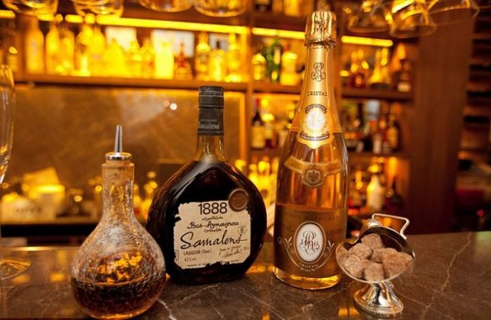 Gigi's World's Most Expensive Cocktail 2