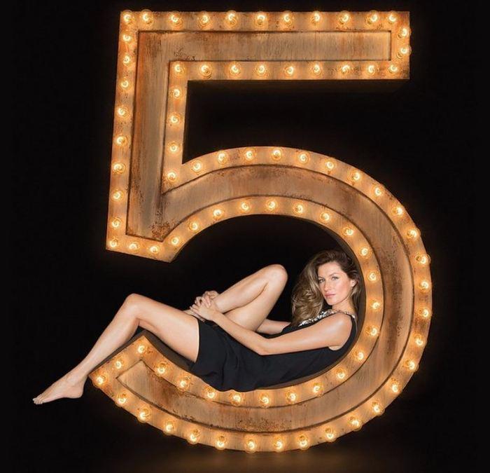 Gisele Bündchen - Chanel No. 5 1