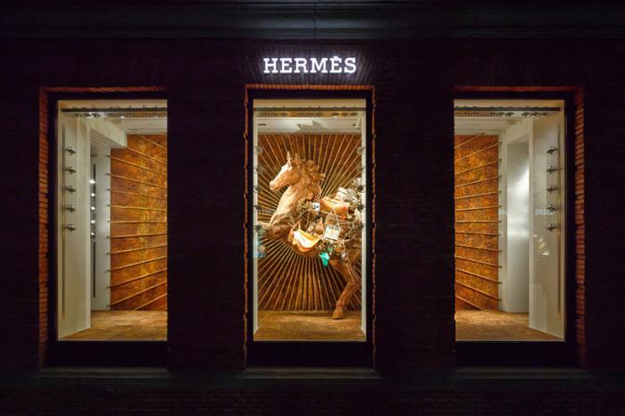 Hermès Levi Van Veluw Shanghai Windows 1