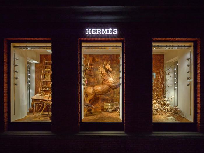 Hermès Levi Van Veluw Shanghai Windows 2