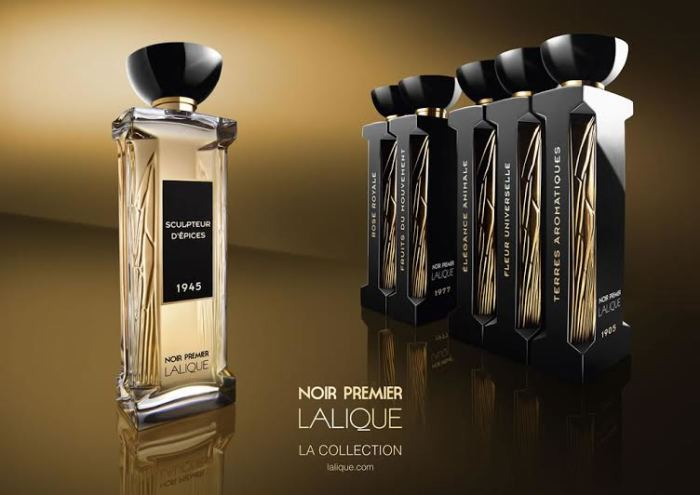 Lalique Noir Premier Collection 1