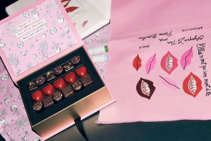Olympia Le Tan-Pierre Marcolini Chocolate Book 2