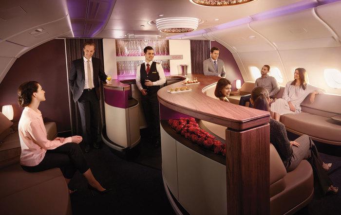 Qatar Airways A380 First Class Suites 2