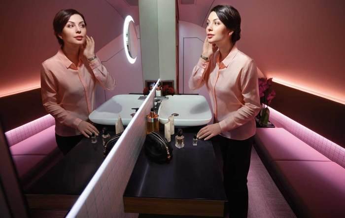 Qatar Airways A380 First Class Suites 3