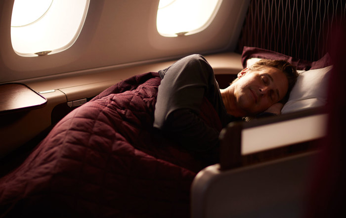Qatar Airways A380 First Class Suites 5