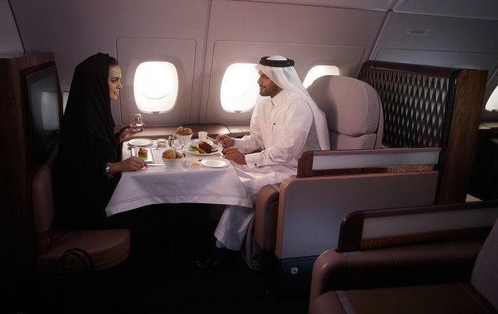 Qatar Airways A380 First Class Suites 6