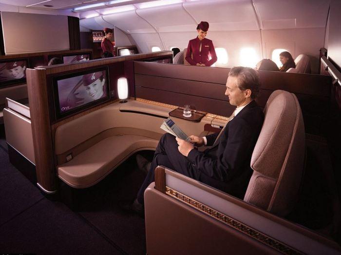 Qatar Airways A380 First Class Suites 7
