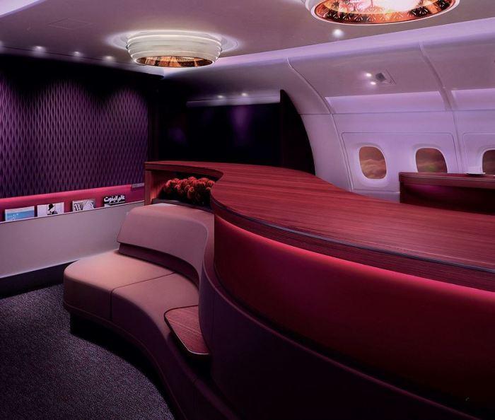 Qatar Airways A380 First Class Suites 9