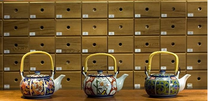 Royal China Club - Da Hong Pao Tea 1