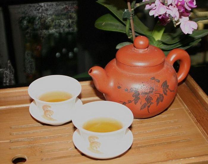 Royal China Club - Da Hong Pao Tea 2