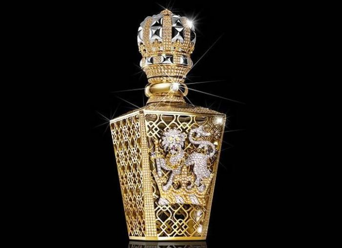 World's Most Expensive Perfume No 1 Passant Guardant
