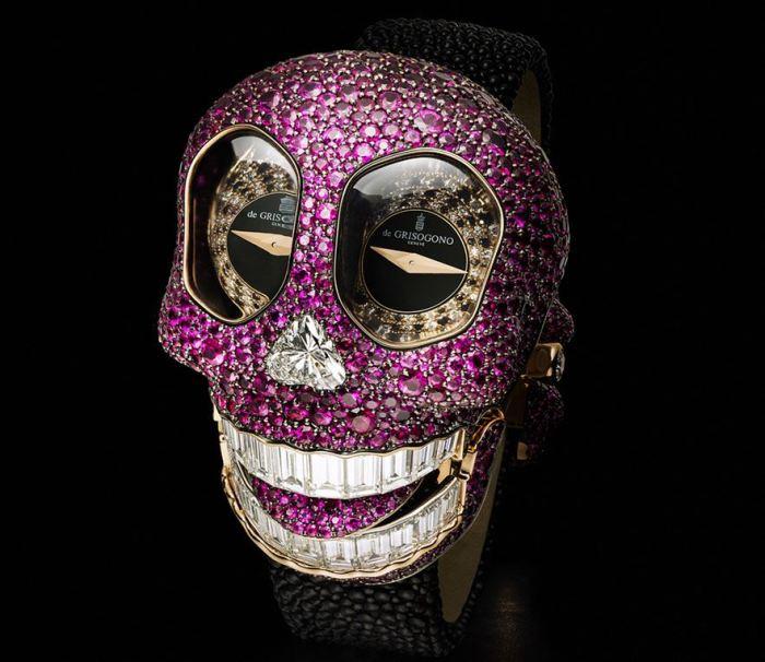 de Grisogono Crazy Skull 2