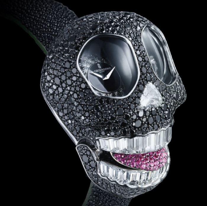 de Grisogono Crazy Skull 3