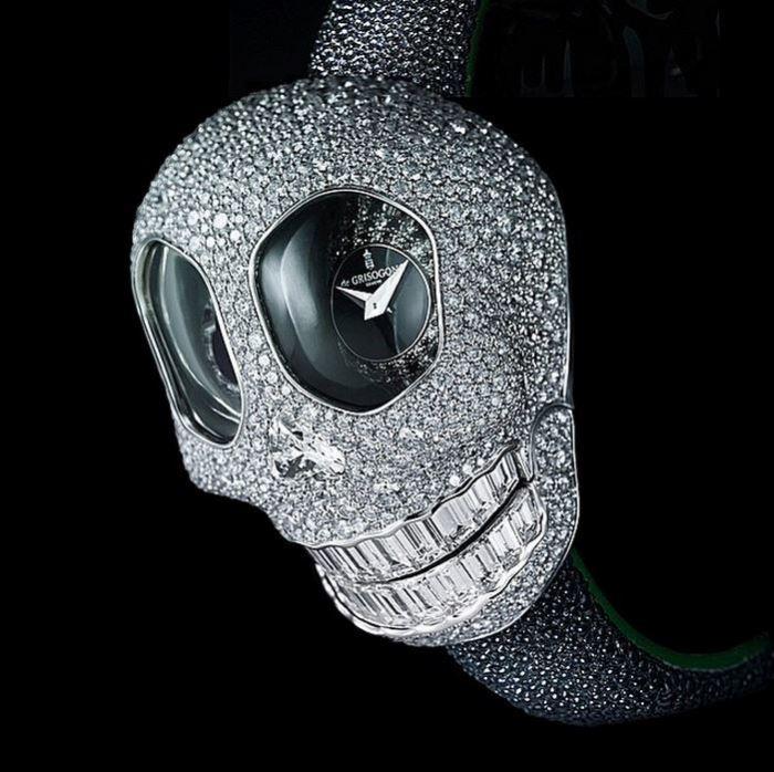 de Grisogono Crazy Skull 4