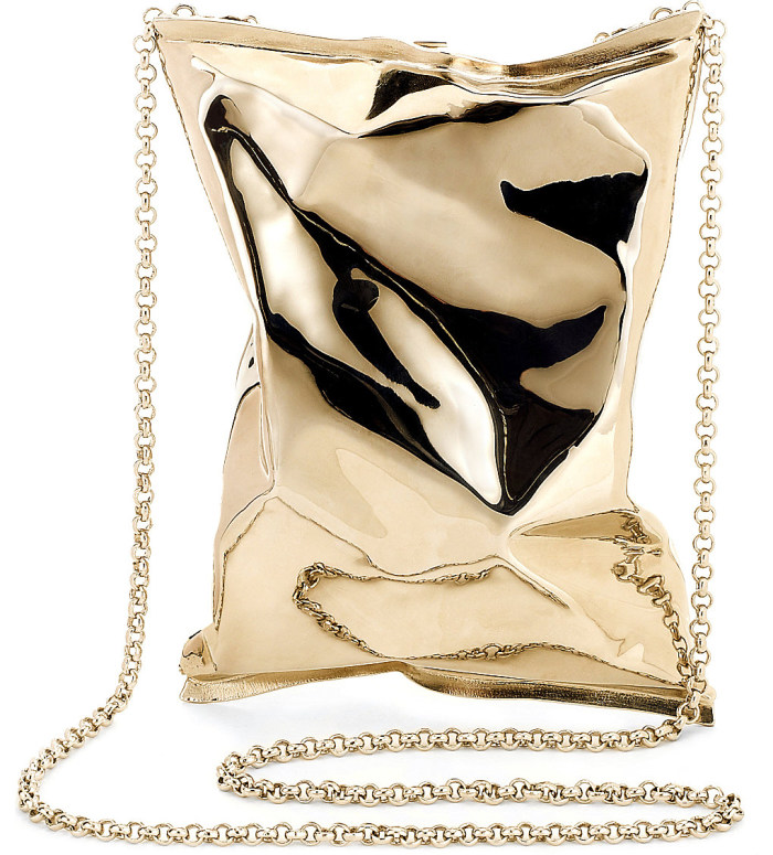 Anya Hindmarch Crisp Packet Clutch 1