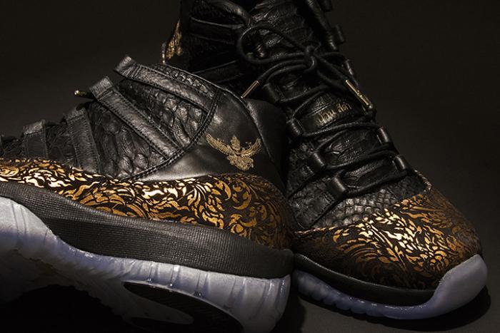 Black House Jordan XI 1