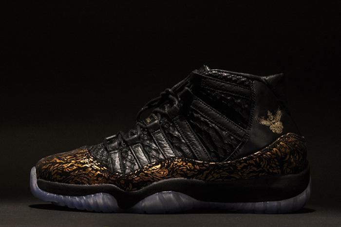Black House Jordan XI 2