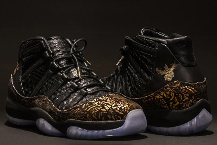 Black House Jordan XI 3