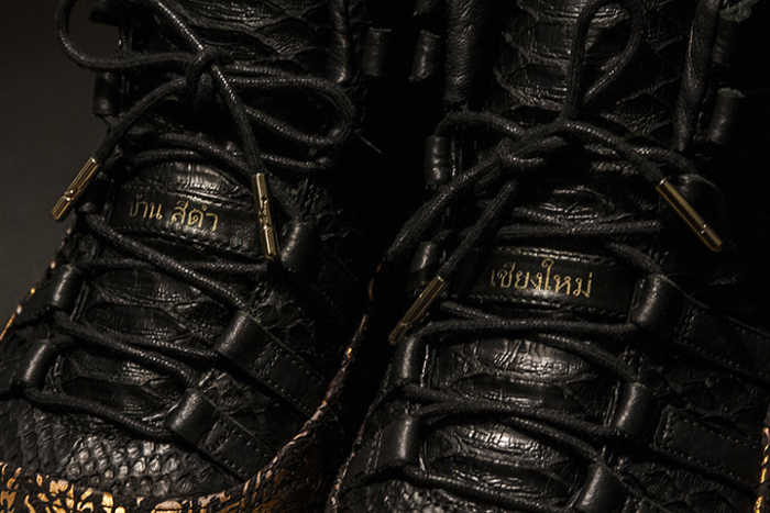 Black House Jordan XI 5