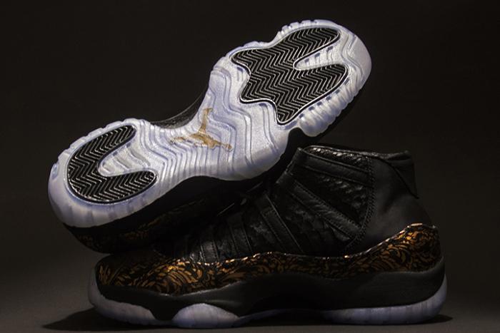 Black House Jordan XI 7